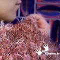 Manitos de Chiloé – Tejido artesanal del sur de Chile