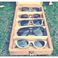 Nómade – Anteojos de madera
