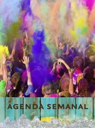 Agenda Cristal Light: Panoramas del 27 al 30 de noviembre