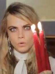 VLC ♥ Happy Holidays con Topshop y Cara Delevingne