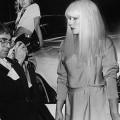 Chris Stein photographs Debbie Harry in 1982