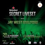 Concurso Express: ¡Gana entradas para la fiesta Heineken Secret Liveset!