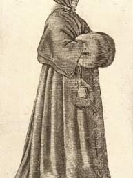 Vestuario del siglo XVII: Los grabados de Wenceslaus Hollar