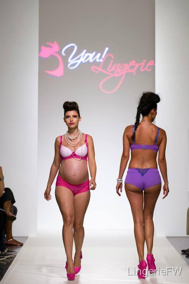 Lingerie Fashion Week: Ropa interior para todo tipo de cuerpo ...