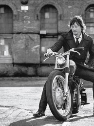 VLC Man: El estilo de Norman Reedus de The Walking Dead