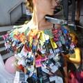El desfile de los alumnos de Diseño de Vestuario DuocUC en Pasarela Dossier 2014