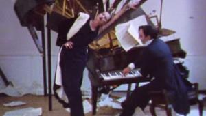VLC ♥ John Galliano romances Kate Moss