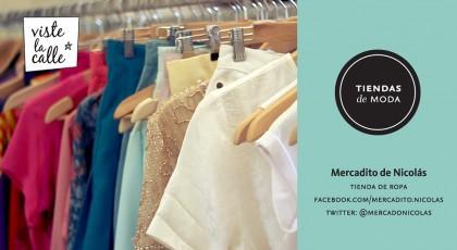 Tiendas de Moda: Mercadito de Nicolás