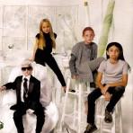 Flashback: Los mini me de los diseñadores según Harper's Bazaar 2007