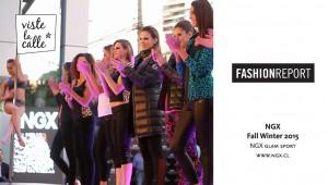 Fashion Report: Colección NGX Fall/Winter 2015