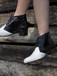 Entrevista a Francisca Lepori, dueña y creadora de la marca de zapatos de autor Vokage