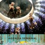 Agenda Cristal Light: Panoramas del 8 al 11 de enero