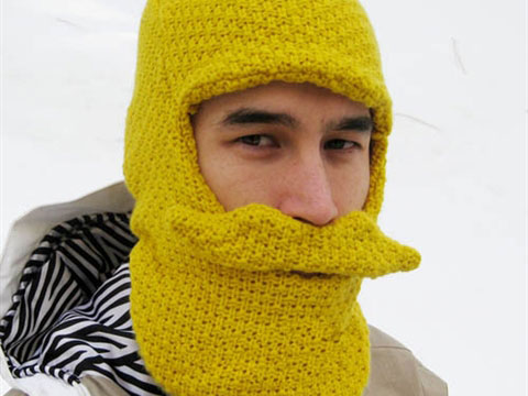 Barbas tejidas, una tendencia de invierno que toma fuerza – Viste la ...