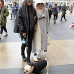 Lo mejor del Street Style en New York Fashion Week Otoño/Invierno 2015