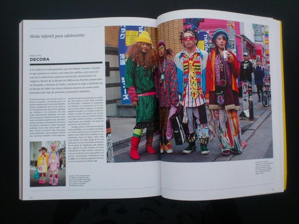 Reseña Contrapunto 100 Ideas Que Cambiaron La Moda Urbana Viste La Calle