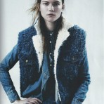 Jeans de tejidos de alta costura: La apuesta de la diseñadora francesa Faustine Steinmetz
