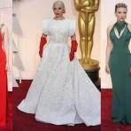 Los trajes de los Oscars 2015
