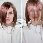 Cabellos pixelados, una nueva tendencia en coloración