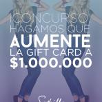 Concurso: Gana una giftcard de hasta $1.000.000 con el Instagram de Sybilla Chile
