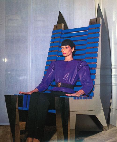 Flashback: La moda del 2001 según los diseñadores en 1982