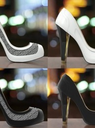 Volvorii Shoes: zapatos que cambian de color
