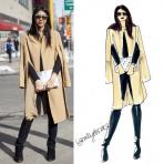 Chic Sketch: la App que transforma tus looks en ilustraciones de moda