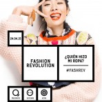 La iniciativa del Fashion Revolution Day llega a Lollapalooza Chile este fin de semana