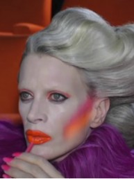 VLC ♥ Kristen McMenamy x MAC