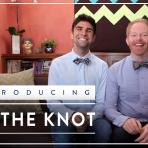 Tie The Knot, los corbatines del actor Jesse Tyler Ferguson y su novio