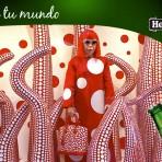 Heineken: Todo lo que debes saber antes de ir a la exposición de Yayoi Kusama en Chile