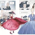 """""""Girl in Dior"""", el cómic basado en el trabajo de Christian Dior"""