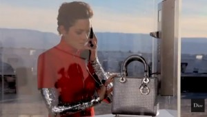VLC ♥ Making of de Marion Cotillard para Christian Dior Pre Fall 2015