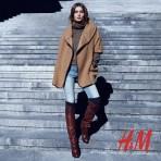 H&M y su colección Otoño/Invierno 2015: Capas, siluetas y tejidos
