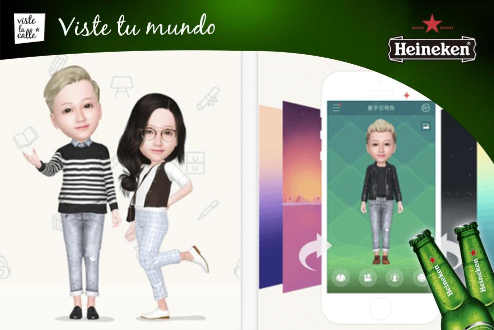 My Idol, la App china que cada día suma más fanáticos en #HeinekenLife