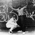 KRS-One y Scott La Rock, 1987. PH Janette Beckman