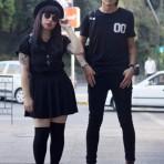 Katy Abarca y Gabriel Velozo