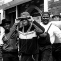 LL Cool J, Cut Creator, E-Love y B-Rock, 1986. PH Janette Beckman.