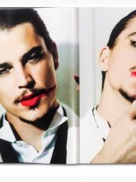 """La imagen masculina en """"SIR"""", el nuevo libro de Mario Testino"""