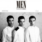 Men Management, la primera agencia exclusiva de modelos masculinos en Chile