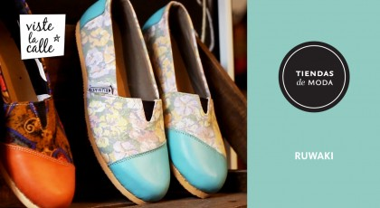 Tiendas de Moda: Ruwaki Handmade