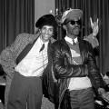 Rammellzee y Fab 5 Freddy, 1982. PH Janette Beckman.