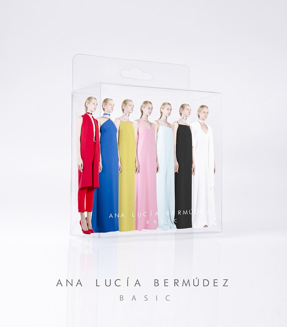 BASIC, la última colección de la colombiana Ana Lucía Bermúdez