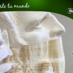 Las esculturas de papel de Li Hongbo #HeinekenLife