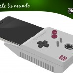 The Smart Boy, el aparato que convierte el iPhone 6 plus en un Game Boy #HeinekenLife