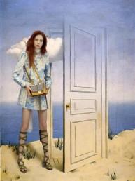 Ubicouture: ¿Cómo se verían las modelos dentro de pinturas clásicas?