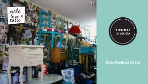 Tiendas de Moda: Klau Muebles Retro