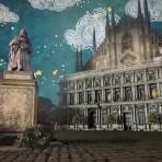 VLC ♥ Trussardi y su cielo ilustrado