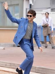 Xavier Dolan, el mejor estilo masculino de Cannes 2015