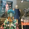 Fashionclash Maastricht_show pieces_ exposicion en Bijenkorf