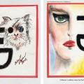 Karl Lagerfeld- i-D 2015